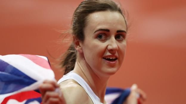 Laura Muir still keen to run in 1500m & 5,000m at World Championships after injury