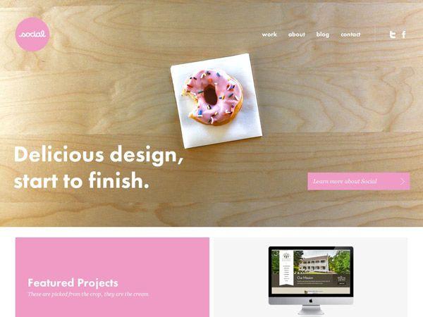 Fresh and Creative Web Design Techniques | Codrops