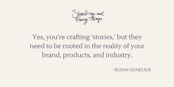 Brand Storytelling is The Brand Storyteller