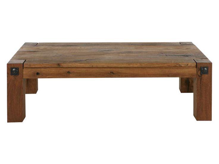 Table rectangulaire 200 cm LOUIS coloris chêne antique - pas cher ? C'est sur Conforama.fr - large choix, prix discount et des offres exclusives Table de cuisine sur Conforama.fr