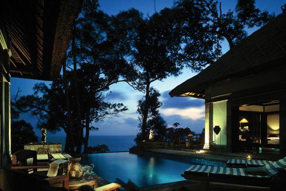 Banyan Tree Bintan - Bintan Island, Indonesia -  45 minutes by ferry from Singapore