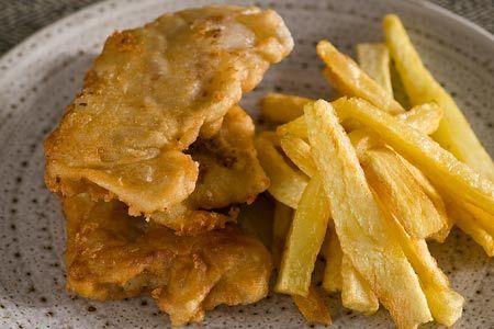 Fish & chips - Γρήγορες Συνταγές | γαστρονόμος online
