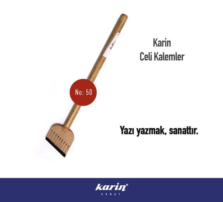 Celi Kalemler http://www.karinsanat.com/celi-kalem-no50  #celikalemler #hat #kaligrafi #güzelyazı #karinsanatmalzemeleri #hattat #art