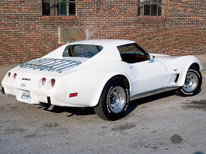 The 1977 Chevrolet Corvette Stingray is still a wonderful classic sports car today with its L82 engine - Vette Magazine