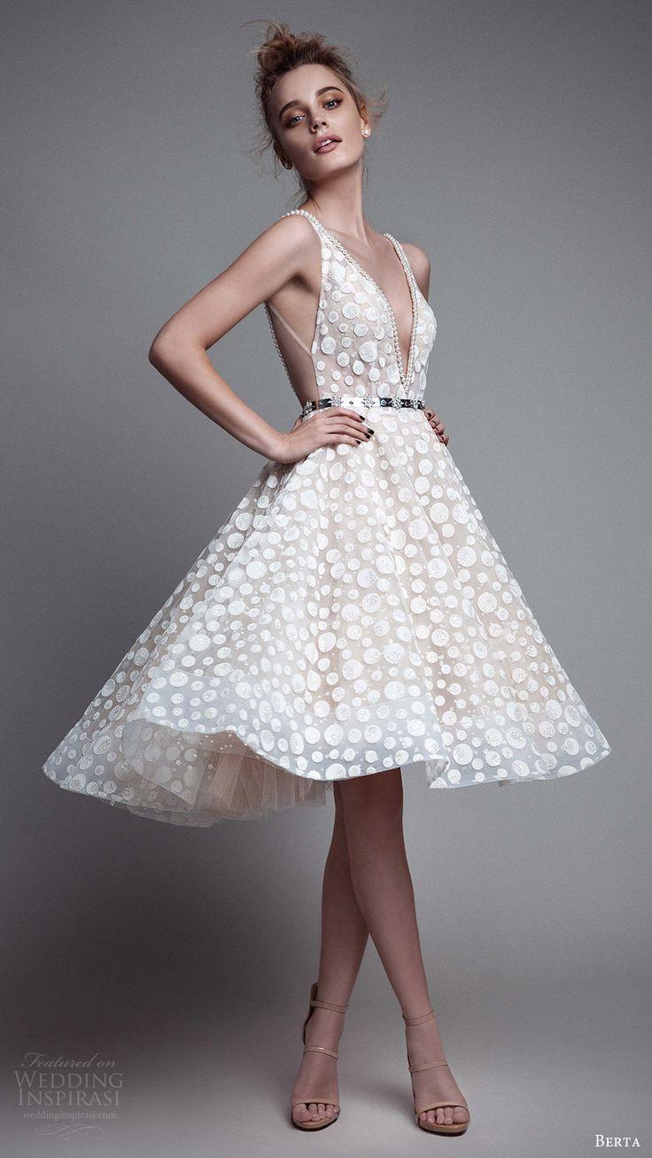 White lines dresses