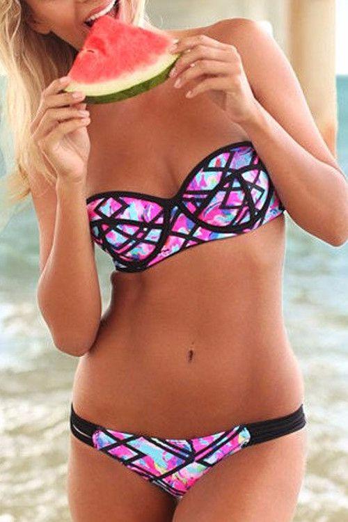 Paint Bikini