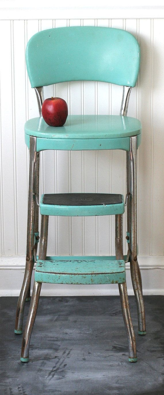 9 Best Step Stool Images On Pinterest Banquettes Step