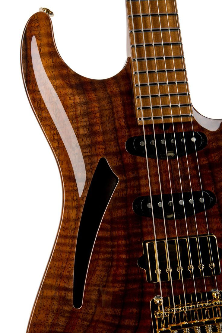 2013 Suhr Guitars Chambered Archtop Standard