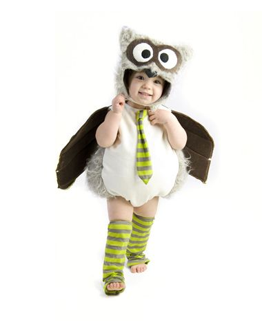 Edward the Owl Baby Costume