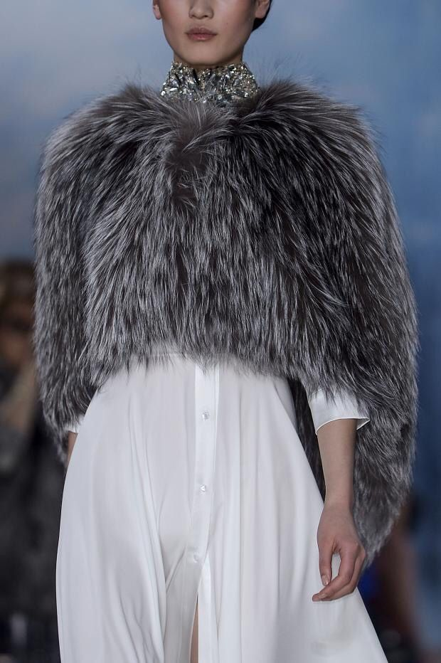 "covet-couture: ""Valentin Yudashkin, Fall/Winter 2013-2014 RTW """