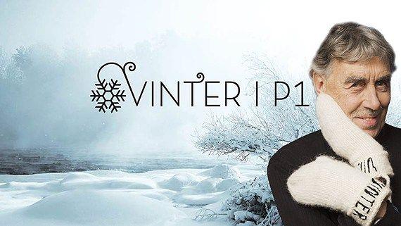Den engelska bönen om ålder som Lasse Åberg hade med i programmet Vinter i P1 2013.