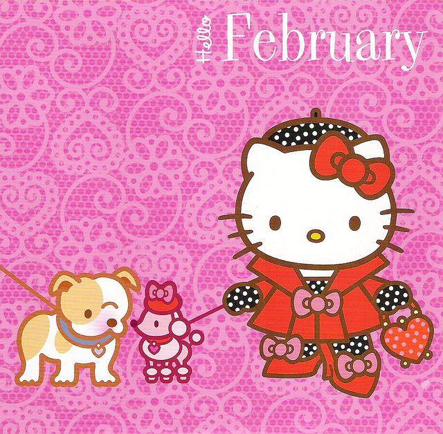 HELLO FEBRUARY !!!!