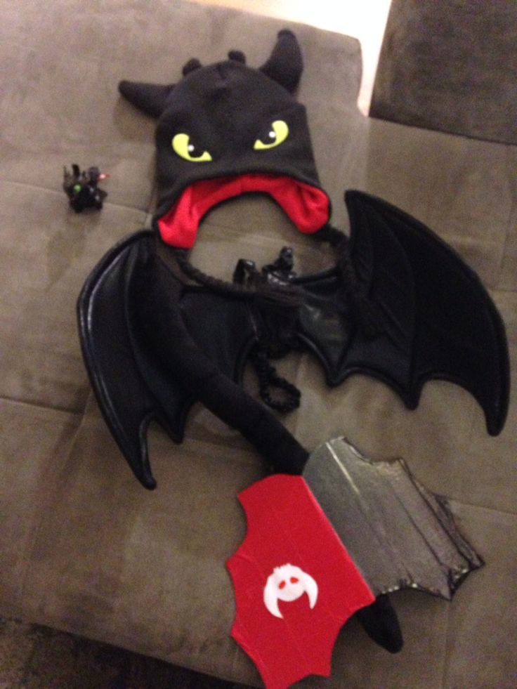 bat wings cat costume very easy toothless costume that is comfortable too 5335