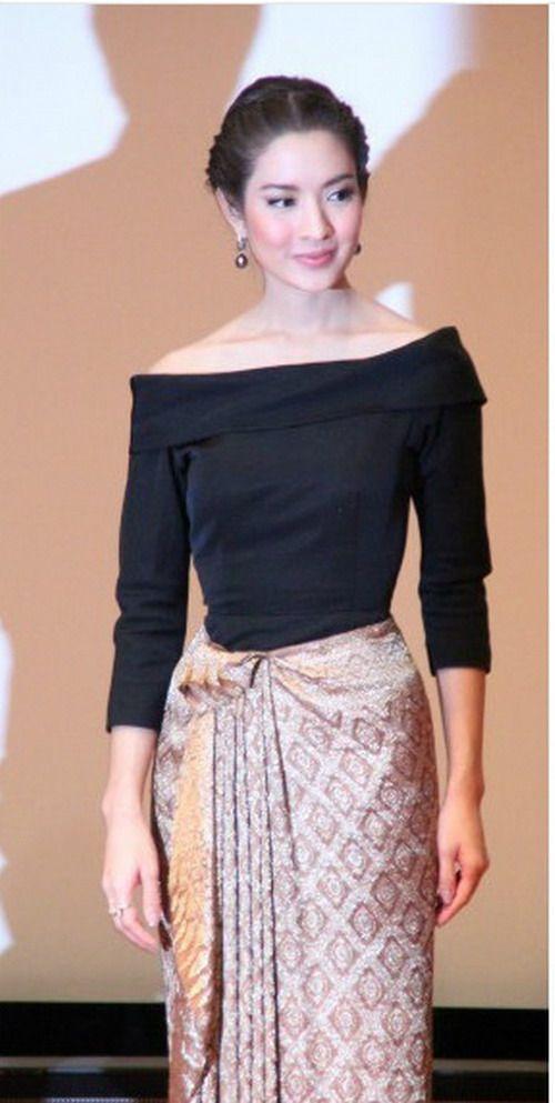 Modern Thai Dress