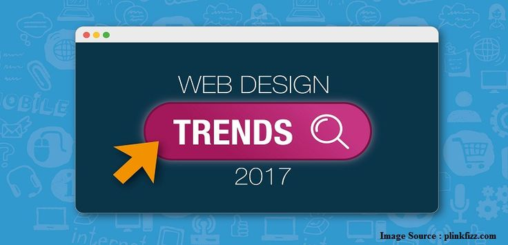 7 Ruling Web-Design Trends For Small Business In 2017 : #WebDesign #WeblinkIndia