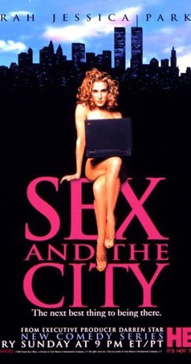 Created by Darren Star.  With Sarah Jessica Parker, Kim Cattrall, Kristin Davis, Cynthia Nixon. Four female New Yorkers gossip about their sex lives (or lack thereof) and find new ways to deal with being a woman in the '90s.