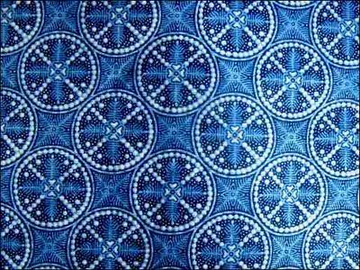 Ghazali Batik Blue Motif: Batik Typical Blue 2014 Trend. More inspiration at Valencia Bed and Breakfast : http://www.valenciamindfulnessretreat.org