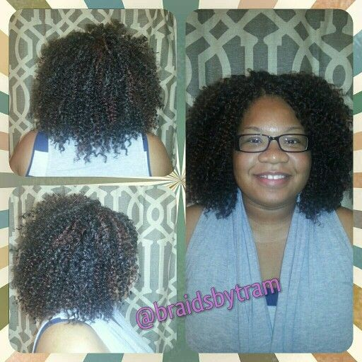Crochet Braids Houston : Crochet Braids with Model Model Water Wave color #4/30 - if you are in ...