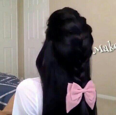 Tips rambut kepang