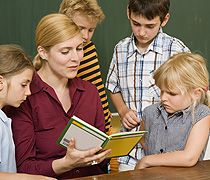 Grundschullehrer: Kostenloses Unterrichtsmaterialien für die Grundschule