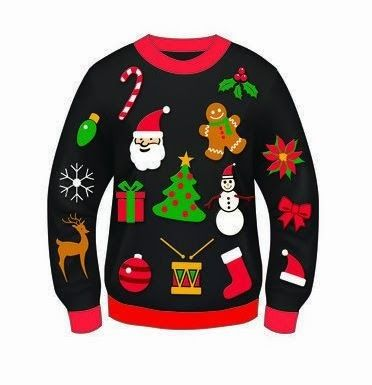 Magical Christmas Ideas: Ugly Christmas Sweaters