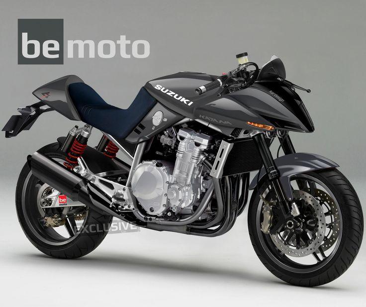 Suzuki Katana Concept 2016 | BeMoto