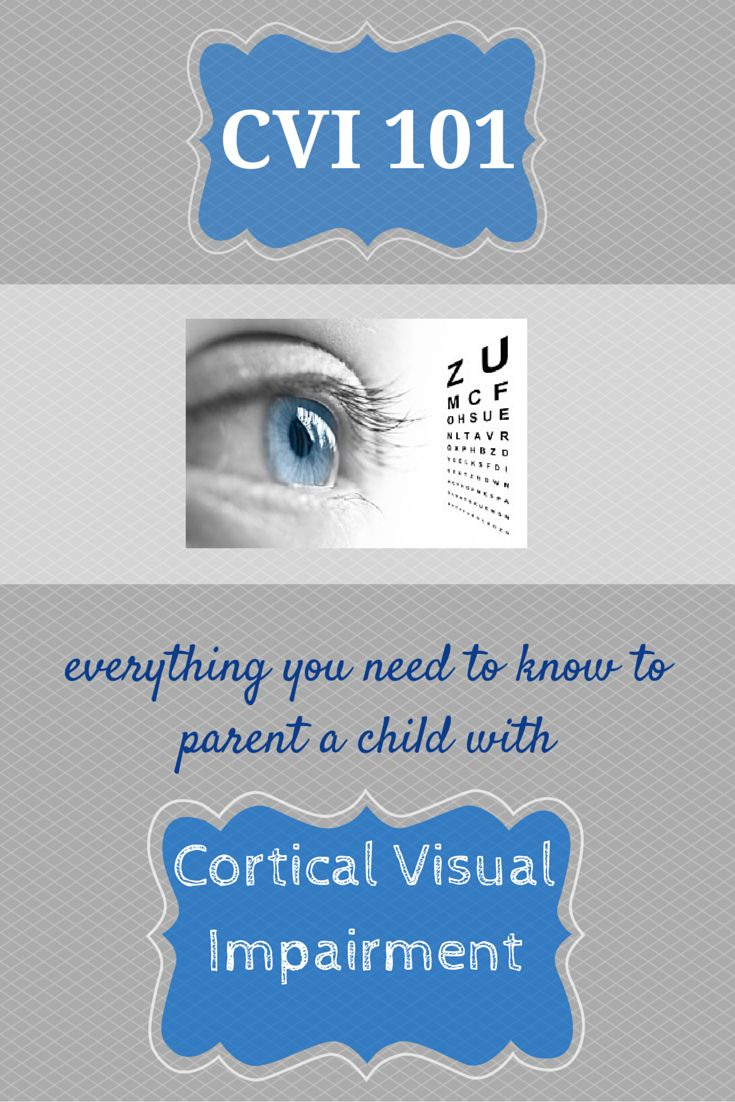 If your child is diagnosed with Cortical Visual Impairment, pin this list of resources so that you can make sure that their visual needs are being met at school and at home. CVI