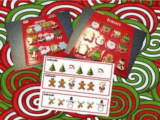 Christmas Patterns Freebie