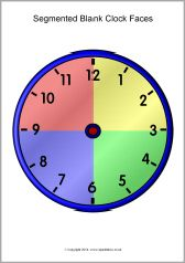 15 must see blank clock pins telling time activities learning time and telling time. Black Bedroom Furniture Sets. Home Design Ideas