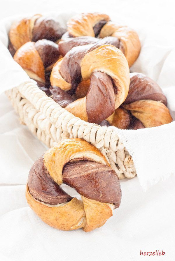 Herrlich leckere Bagels - hol dir den Duft am Sonntagmorgen ins Haus und auf den Tisch