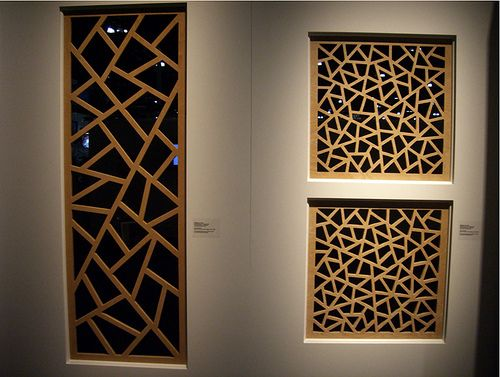 Laser Cut Steel Furniture