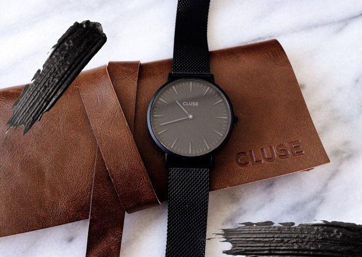 cluse watch amsterdam brand