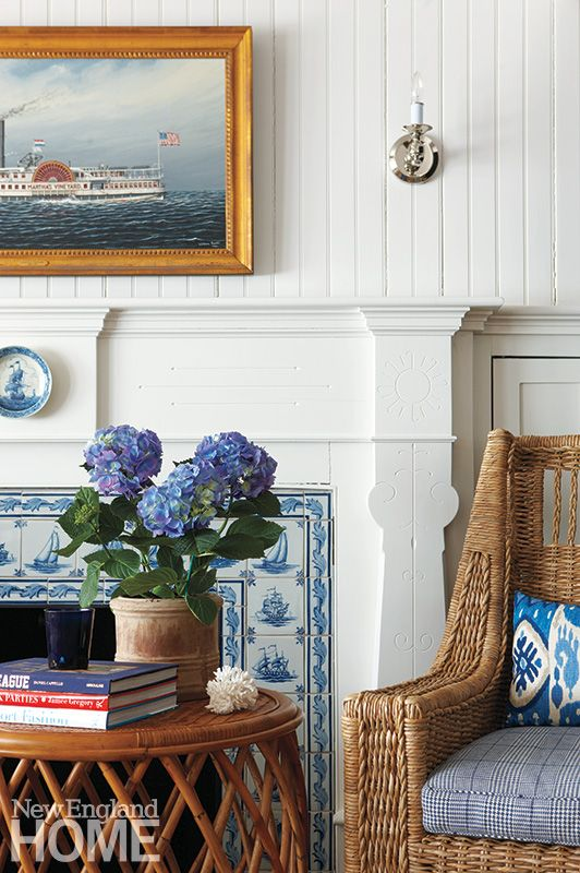 41 best Coastal New England-Inspired Homes images on Pinterest ...