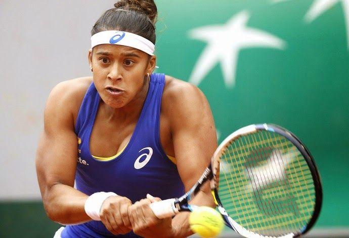 Blog Esportivo do Suiço: Teliana Pereira é eliminada e dá adeus a Roland Garros