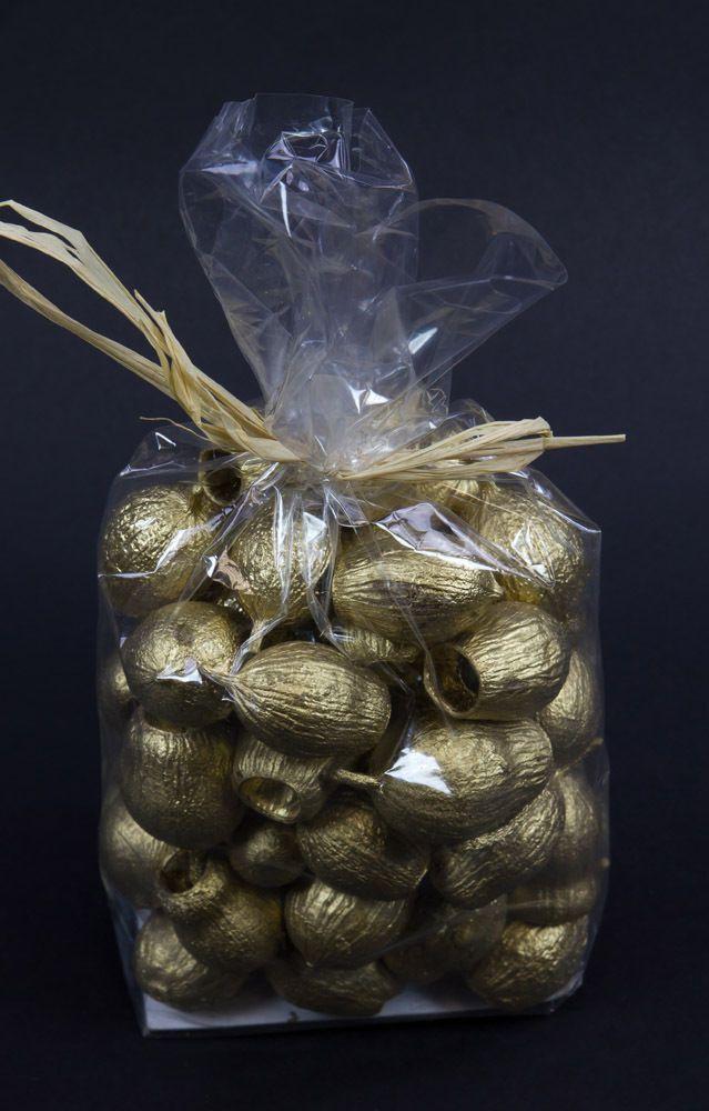(€16,33/kg) 1 Beutel (300g) Eukalyptus Glocken gold SG - Eukalyptusfürchte | Möbel & Wohnen, Dekoration, Blumen & Künstliche Pflanzen | eBay!