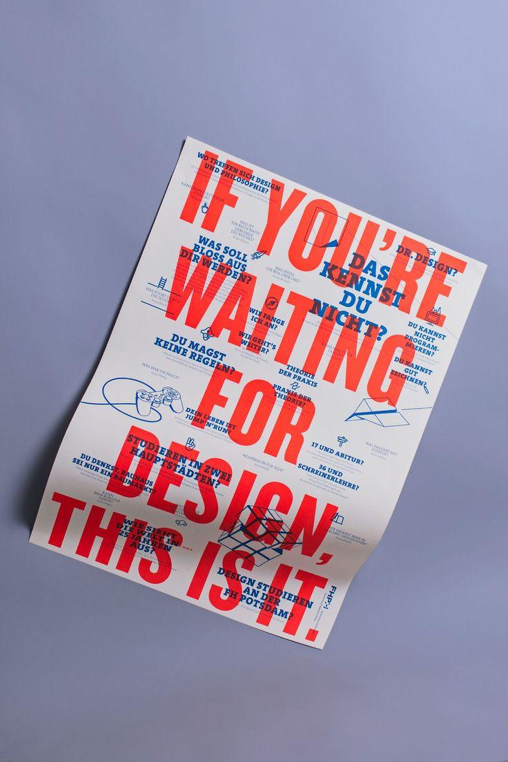 FH Potsdam  – Typografie