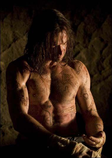 James Purefoy as Solomon Kane.
