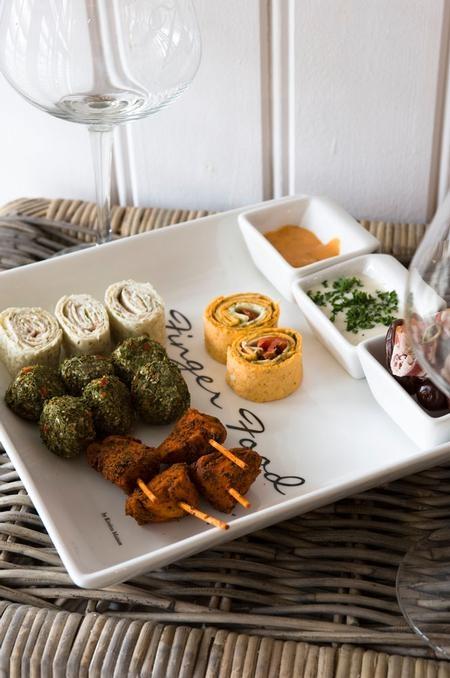 Food on a Riviera Maison is beautiful food hihi