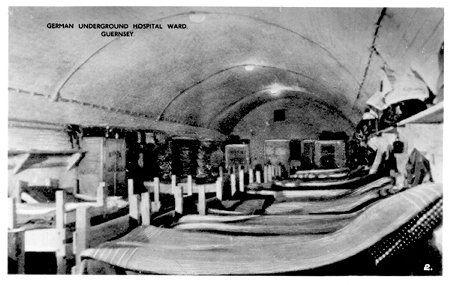 Guernsey underground hospital