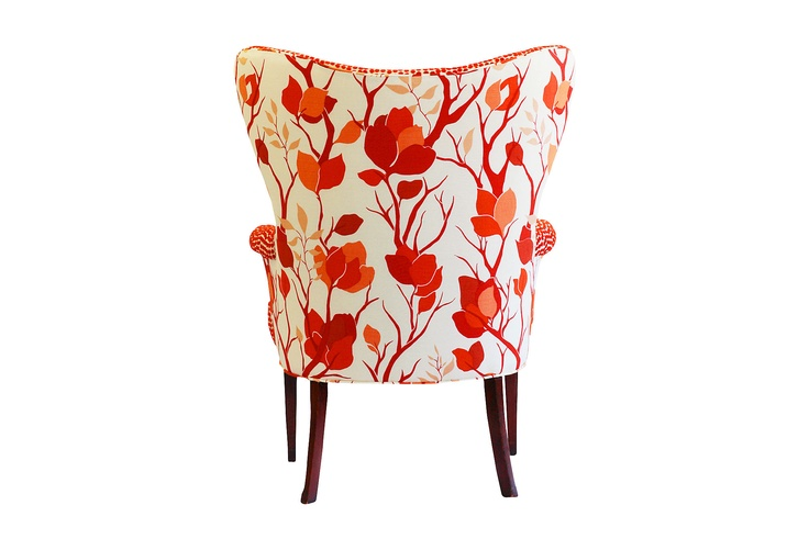 Lulu Chair - One Kings Lane - Vintage & Market Finds - Furniture