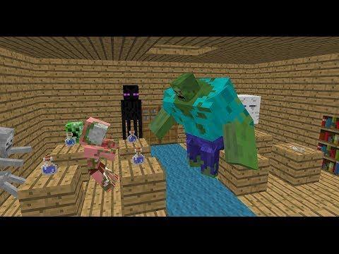 Minecraft The Movie Part 1 | Minecraft Animation - YouTube