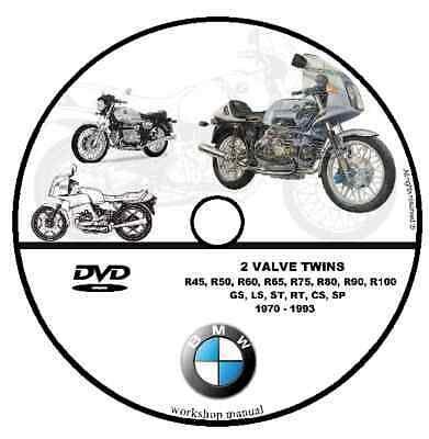 Details about WORKSHOP MANUAL BMW 2 VALVE TWINS MY 1970