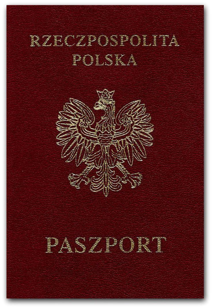 Polish Passport   ↸ ۞² https://de.pinterest.com/59kilo/made-in-poland/