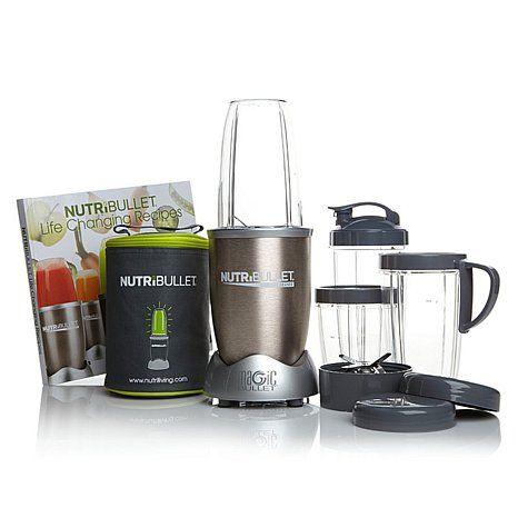 HSN's today's special!  Great deal!  NutriBullet Pro 900 Watt with Recipe Book and Blast Off