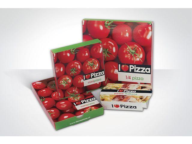 pizza & pasta boxes