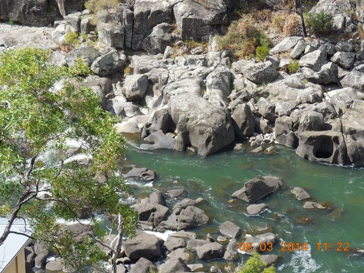 Cataract Gorge, Duck Ridge, Tasmania