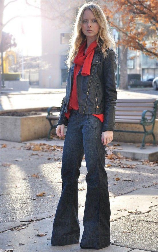 53 best images about Wonderful wide leg denim on Pinterest | Bell ...