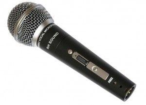 PM-03 Mikrofon dynamiczny do wokalu