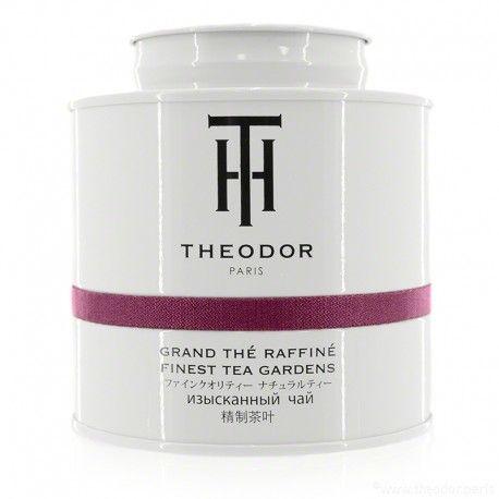 Dégustez une tasse ronde et voluptueuse d'un thé vert nature Oolong de Chine aux arômes naturellement lactés et beurrés.