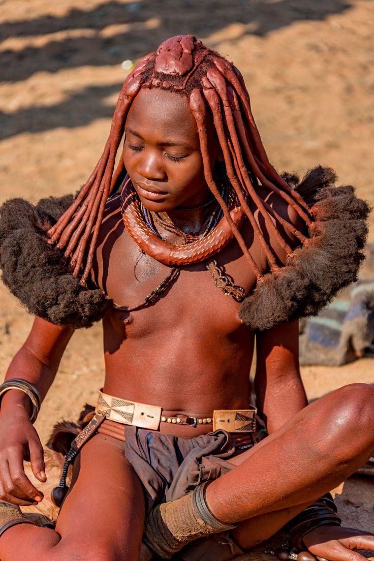 Nude girls Botswana